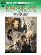 Alfred Publishing 00-CBM04017 Selections From The Lord of the Rings: The Return of the King - Music Book ALFRD7361