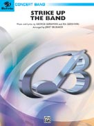 Alfred Publishing 00-WBCB9416 Strike Up the Band - Music Book
