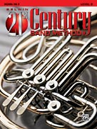 Alfred Publishing 00-B21210 Belwin 21st Century Band Method Level 2 - Music Book