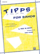 Alfred Publishing 00-EL01456 T-I-P-P-S for Band - Music Book