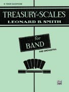 Alfred Publishing 00-EL01881 Treasury of Scales for Band and Orchestra - Music Book