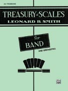Alfred Publishing 00-EL01892 Treasury of Scales for Band and Orchestra - Music Book