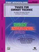 Alfred Publishing 00-BIC00348A Student Instrumental Course: Tunes for Cornet Technic Level III - Music Book