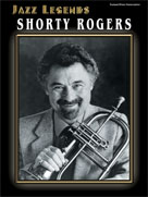 Image of Alfred Publishing 00-IFM0059 Jazz Legends: Shorty Rogers - Music Book