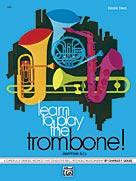 Alfred Publishing 00-749 Learn to Play Trombone Baritone B.C. Book 2 - Music Book