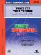 Alfred Publishing 00-BIC00268A Student Instrumental Course: Tunes for Tuba Technic Level II - Music Book