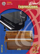 Alfred Publishing 00-EMCB2017CD Band Expressions Book Two: Student Edition - Music Book