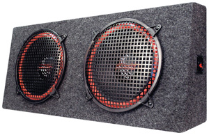 PYRAMID PP15 DUAL 4WAY STEREO HATCHBACK SYSTEM 15 800WATT PP15