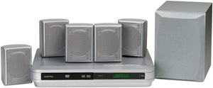 Audiovox Dv1201 300-watt Home Theater System With Dvd Picture