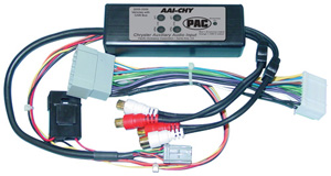 PAC AAI-CHY Auxiliary Audio Input For Chrysler  Dodge & Jeep CAN bus vehicles