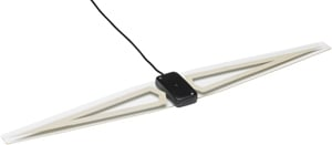 RCA ANT1000 Ultra Slim Profile Digital Flat Passive Antenna