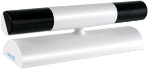 Dreamgear DGWii-1066 Nintendo Wii Wireless Sensor Swivel Bar