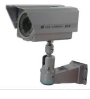 ABL Corp NVC-IR045VA Varifocal IR Camera
