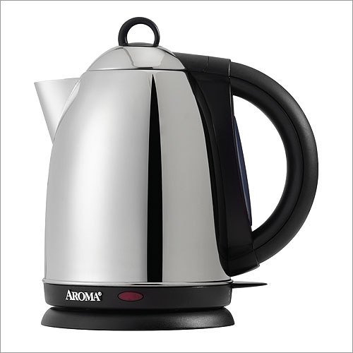 Aroma AWK-115S 1.5-Liter Stainless Steel X-Press Water Kettle
