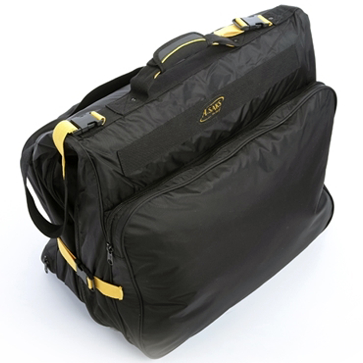 A. Saks AE-46 Expandable Deluxe Garment Bag