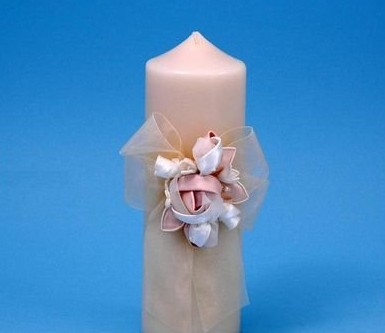 Beverly Clark 41PI Amour Pillar - Ivory