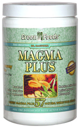 Kenshin 70469 Magma Plus - Barley Plus 58 Ingredients - 11 Ounce Powder - Case of 6