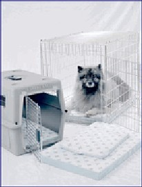 PoochPad PPVKJR1 9.5 x 15.75 Inch Ultra-Dry Transport System-Crate Pad - Fits Most Small Jr Kennels-Soft Carriers