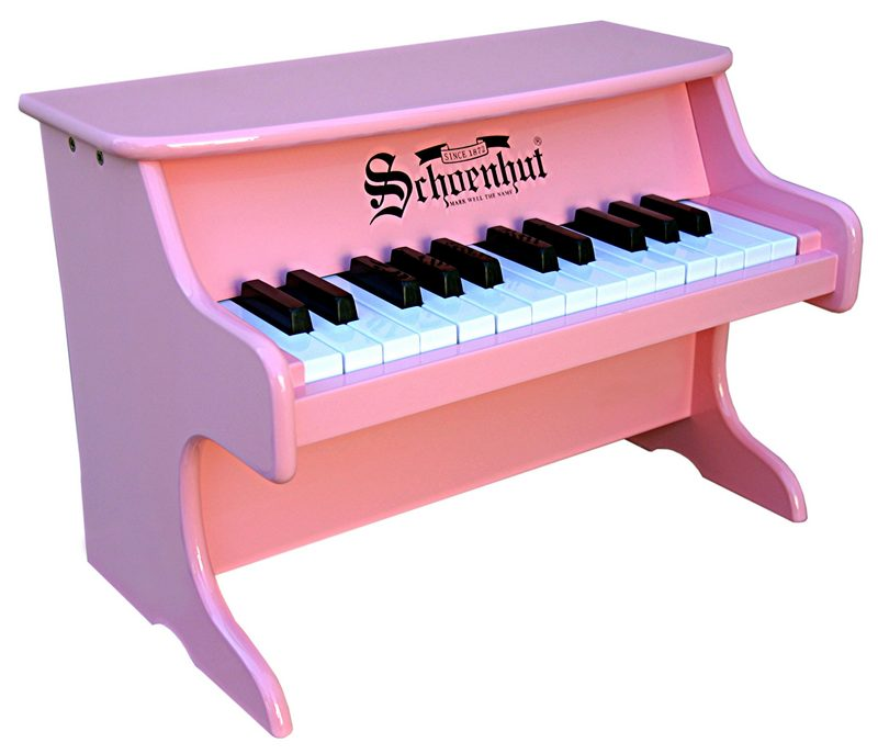 Schoenhut 2522P My First Piano II - Pink