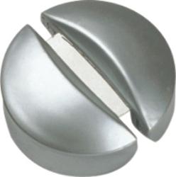 Simran ZR-650 Bar-Basics Silver Plastic With Metal Strip Foil Cutter