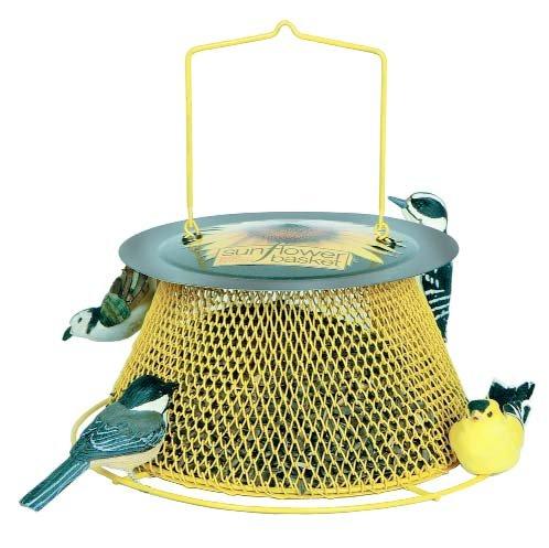 Sweet Corn SB00316 Sunflower Basket Feeder SWCRN006