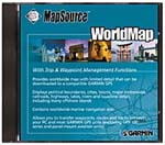GARMIN 010-10215-01 SOFTWARE WORLDMAP MAPSOURCE CD ROM
