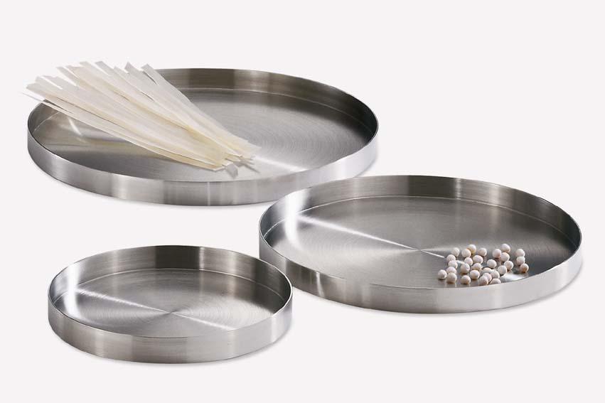 Zack 20403 VIENNA tray 7.09 inch Stainless Steel