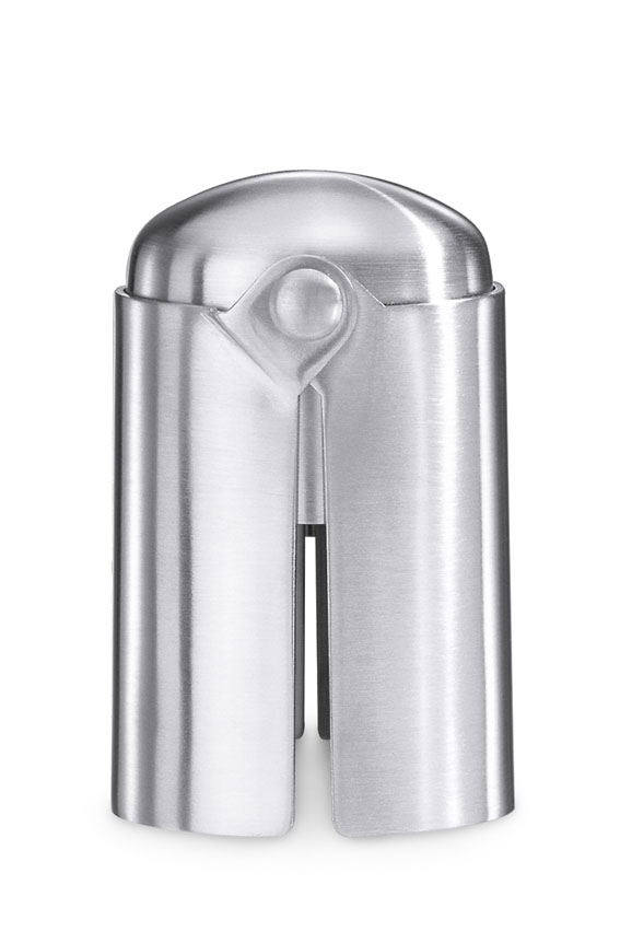 Zack 20487 STELLA champagne stopper Stainless Steel