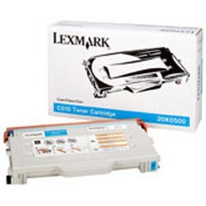 Lexmark International 20K0501 C510 Magenta Standard Yield
