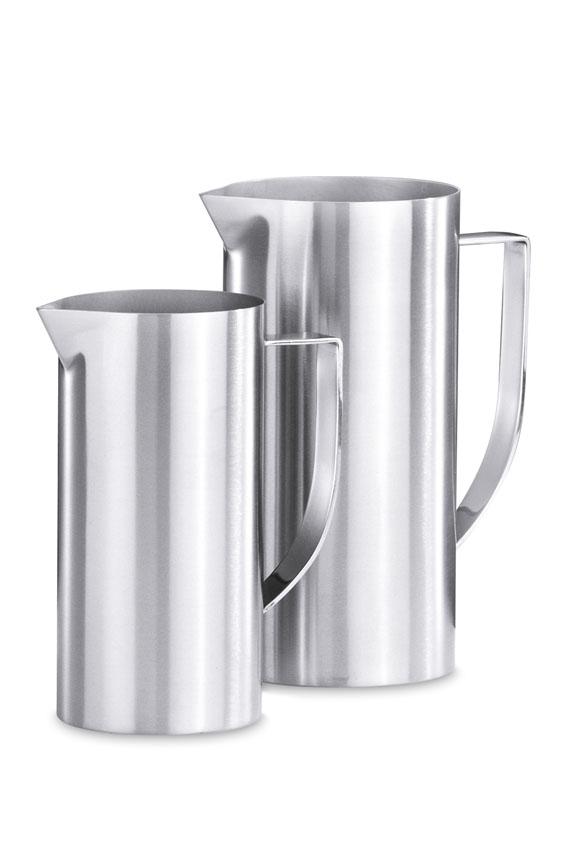 Zack 23037 VIVACE milk jug 33.81 oz Stainless Steel