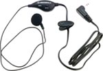 MOTOROLA PCS 53727 EARBUD WITH PTT MICROPHONE FOR