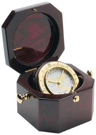 Chass 73200 Grand Admiral Chest Clock