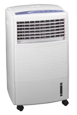 Sunpentown Air Cooler with Ionizer - SF-609