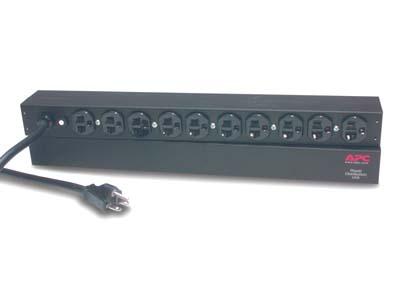 American Power Conversion-APC AP9563 Rack PDU  Basic 1U  20A  120V