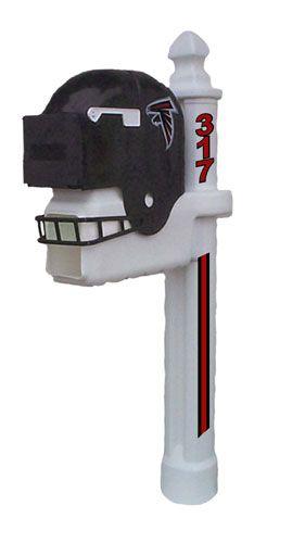Atlanta Falcons Ultimate Sports Fan Mailbox