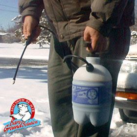 Bare Ground Solution Deluxe One Gallon Sprayer System - BGDS-1