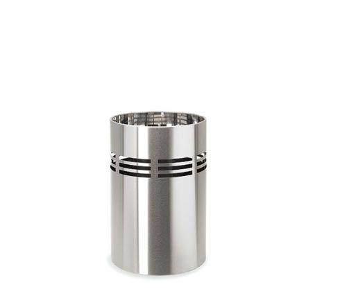 Blomus 65156 Stainless steel wastepaper basket