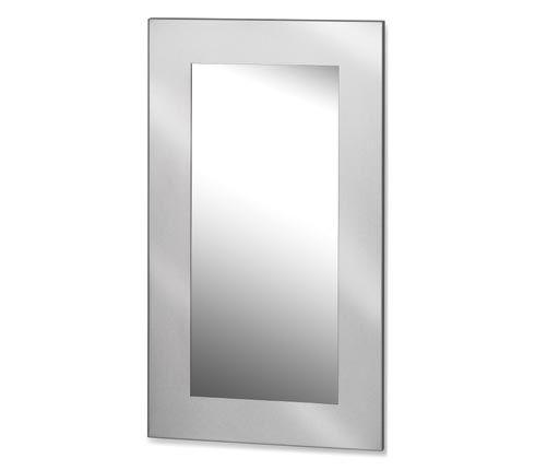 Blomus 66779 Stainless steel mirror 25.6 x 45.3 inch