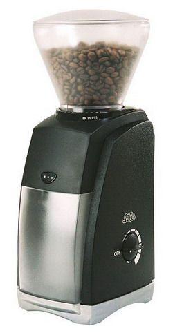 Coffee Grinders - Baratza Maestro PLUS Conical Burr Coffee Grinder In Black - G385