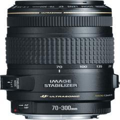 Canon EF 70-300mm f4-5.6 IS USM Zoom Lens 0345B002