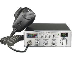 Cobra CB Radio with Dynamike Gain Control 25-LTD