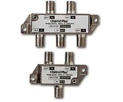 Channel Plus DC and IR Passing Splitter / Combiners 2512
