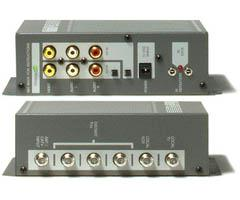 Channel Plus Whole House Video Distribution System with Dual Input Modulator and IR Capability 3025