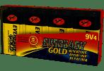 Eveready Alkaline Battery Family Packs A522-4
