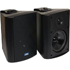 TIC 5 1/4 Inch 75-Watt Outdoor Patio Speakers ASP-60B