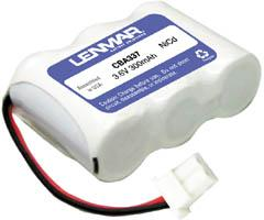 Lenmar Cordless Phone Battery for SW Bell CBA-337