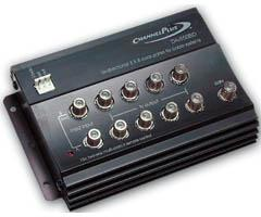 Channel Plus RF Distribution Amplifier with 12V IR DA-550BID