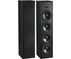 Image of BIC America 6 1/2 Inch 2-Way 200-Watt Tower Speaker DV-64
