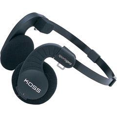 Koss Stereophones with Flexible Headband Design SPORTA-PRO