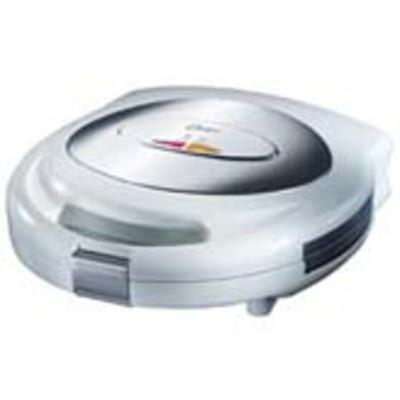 Waffle Makers - Oster White And Chrome Waffle Maker 3862